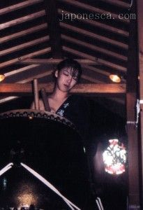 taiko japonés en Mie