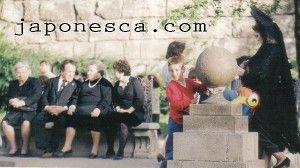 ハポネスかの写真集の間にこれはSemana Santaクリスト教の一番有名な祭りです。
