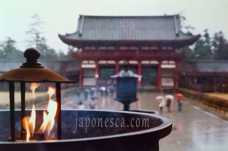 Japonesca existe por mi admiración a la cultura japonesa.