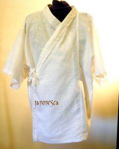 jinbei, camisa tipica japonesa