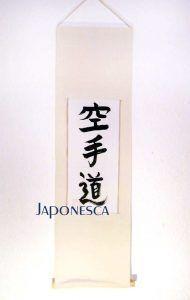 pergamino japones karate