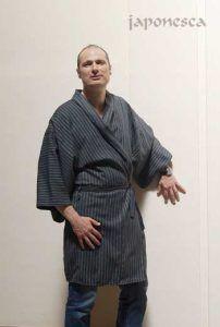 kimonos caballero
