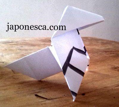 papiroflexia japonesa es origami