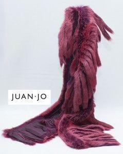 juan-jo diseño de moda en piel. 革のファッションデザイナーバルセロナのjuan-jo