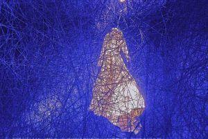 Reportaje Japonesca de Chiharu Shiota