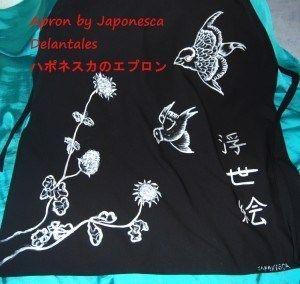 los colibrís de Hokusai, maestro de lapintura Ukiyoe