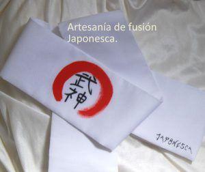 bandana japonesa artes maricales: bushin