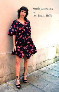 vestido estilo haori japonés