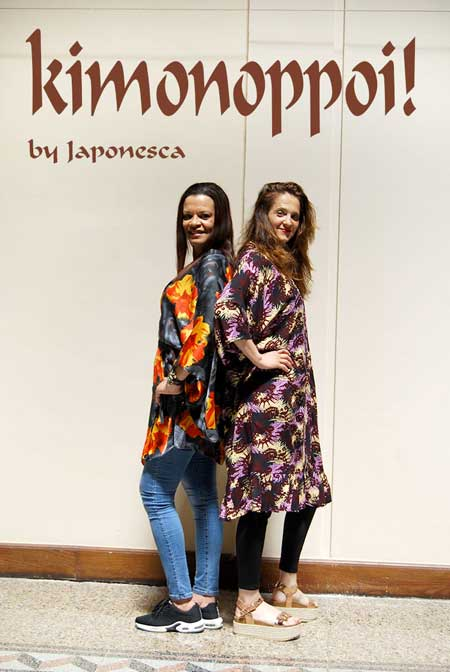 kimonoppoi Japonesca