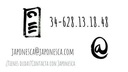 contactar con japonesca