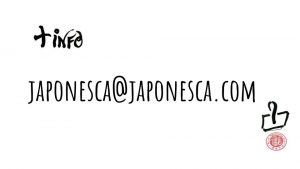 info sellos japonesca