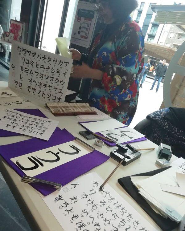 talleres y charlas por Japonesca