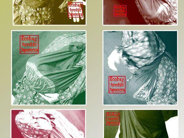 Ecogab furoshiki: un pañuelo como bolso